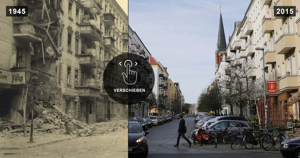Berlin Samariter-/Rigaer Straße (Friedrichshain)