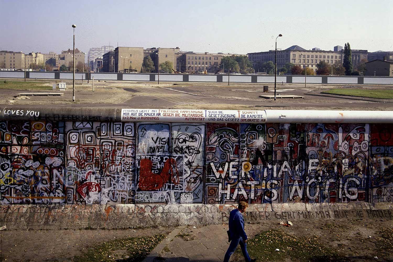 Bau Der Berliner Mauer Karte.Zeichnen Sie Den Verlauf Der Berliner Mauer