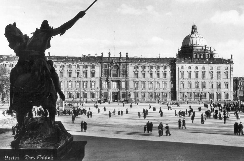 Das Berliner Stadtschloss Damals Und Heute