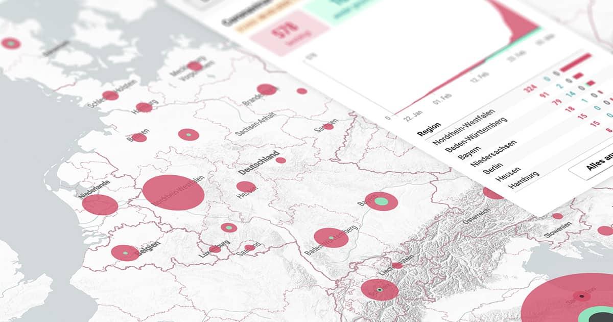 Corona Infektionen Weltweit Karte