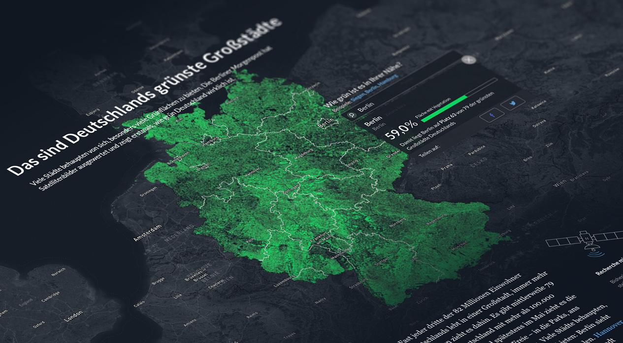 das sind deutschlands grünste großstädte