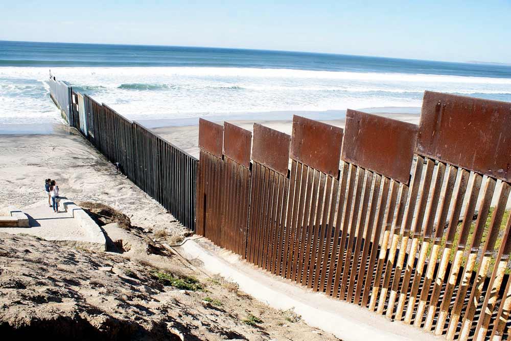 Trumps Mauerplane Im Grossenvergleich